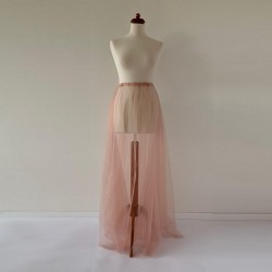 Dlouhá krycí tylová sukně Convertibles®