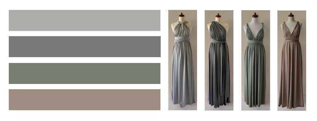 Neutrální barevné kombinace
