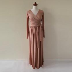 Dlouhé variabilní šaty Convertibles® s rukávy