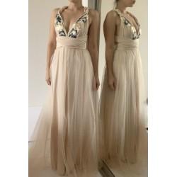 Variabilní šaty Convertibles® s krajkou, Bohème LACE
